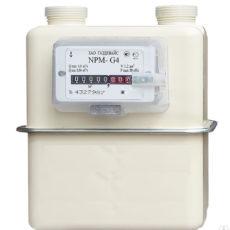 Счетчик газа NPM-G 4 прав. 1 1/4″